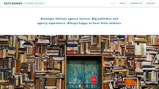K___ B_____ Literary, T_, & F___ Agency
