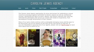 Carolyn Jenks Agency