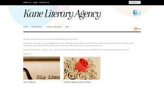 Kane Literary Agency
