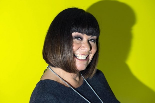 Dawn French on writing sex scenes and her new career as a novelist