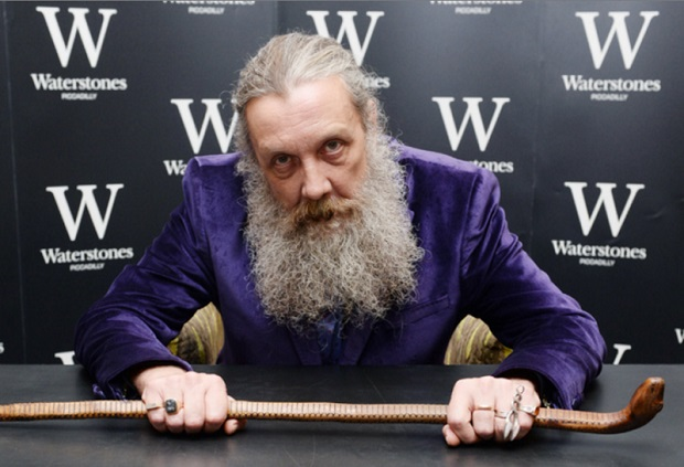 Alan Moore Advises New Writers to Self-Publish Because Big Publishers Suck