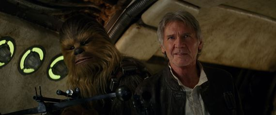 On Star Wars, The Craft of Writing and What Novelists Can Learn From 'The Force Awakens'