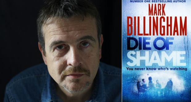 Mark Billingham: why research comes last, and other crime-writing tricks
