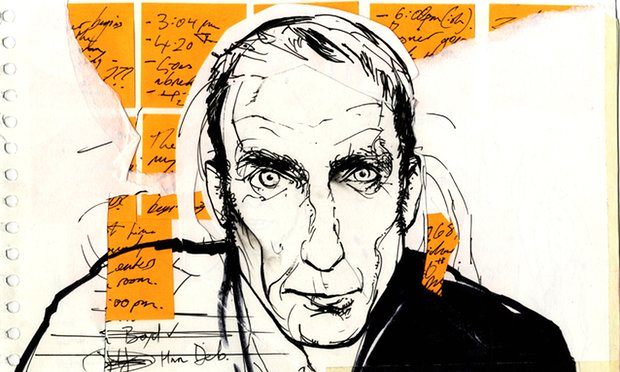 Will Self: 'I write first thing, when I can suspend disbelief in the act of making things up'