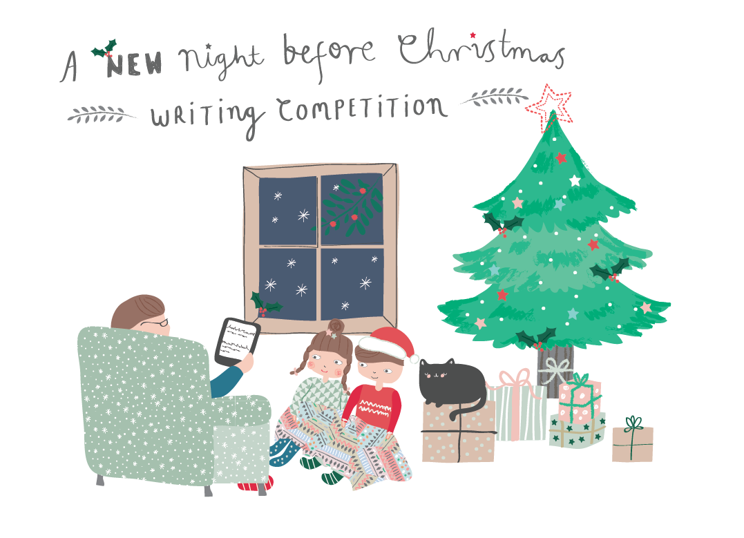 Amazon launches writing competition to reinvent Twas Night Before Christmas