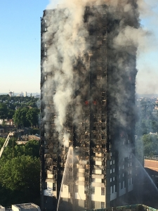 Poetry anthology for Grenfell Tower