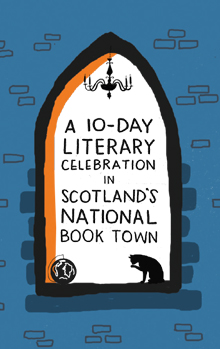 Countdown to Wigtown Book Festival