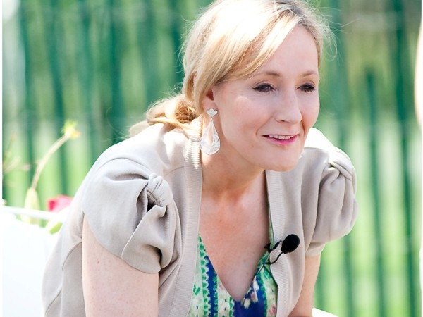 J.K. Rowling shares insights into her writing style