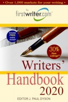 2020 edition of Writers' Handbook now available to buy