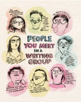 A deliciously cautionary tale about writing groups