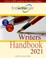 2021 edition of Writers' Handbook now available to buy