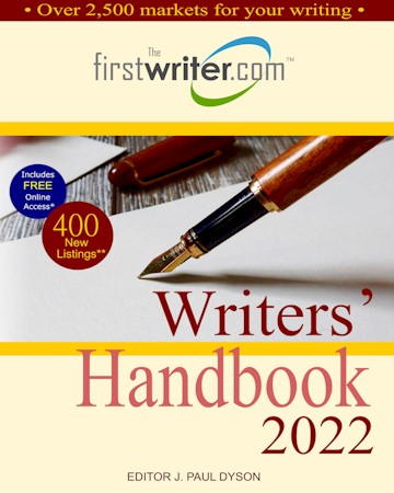 2019 edition of Writers' Handbook now available to buy